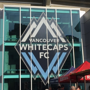 'White is the color, Soccer is the game'. WHITECAPS!